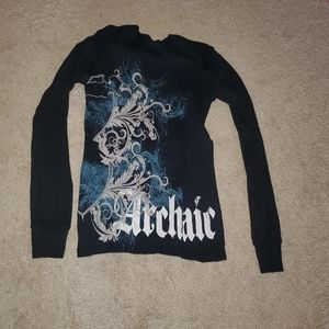 Women's Thermal Archaic top